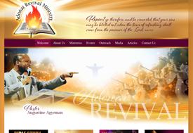 Christian Web designer