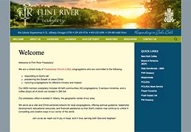 Flint River Presbytery Web Design