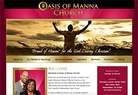 Oasis of Manna Church