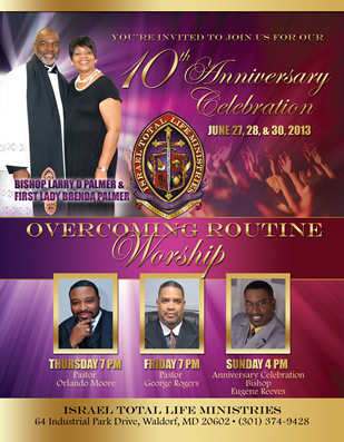 Christian Flyer Design - Christian Church Event Conference Flyer ...