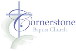 Cornerstone Baptist Church Logo Design