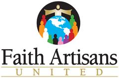Faith Artisans United Ministry Logo Design
