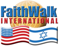 Faith Walk International Logo Design