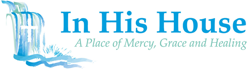 In His House Christian Church Logo Design