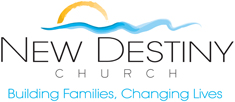 New Destiny Church Logo Design
