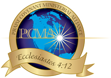 Praise Covenant Ministries Alliance Logo Design