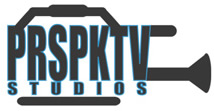 PRSKTV Business Logo Design