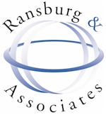 Ransburg & Associates Business Logo Design
